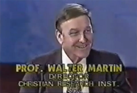 Gospel Boldness with Dr. Walter Martin