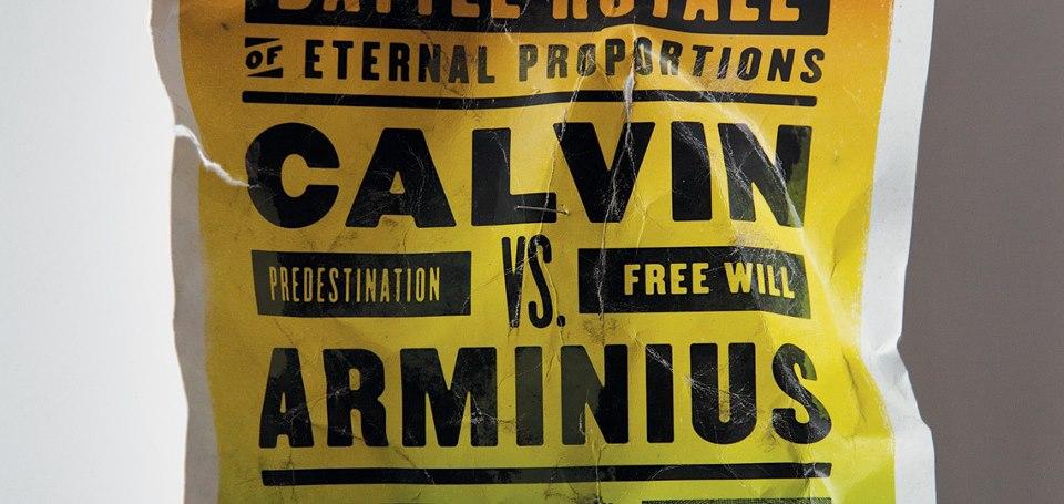 Defending Calvinism w/ John Samson – 3/16/2013