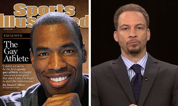A Biblical Response to Jason Collins and Chris Broussard