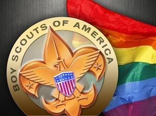 Transsexual Cartoons & Gay Pride  in Government and Boy Scouts – 6/1/2013