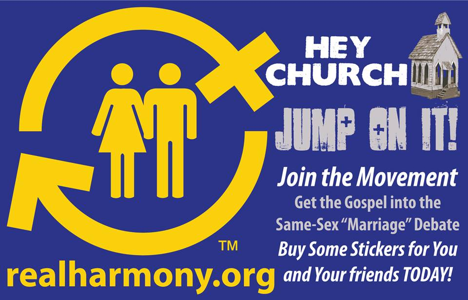 """Same-Sex """"Marriage"""" & the Gospel – 6/22/2013"""
