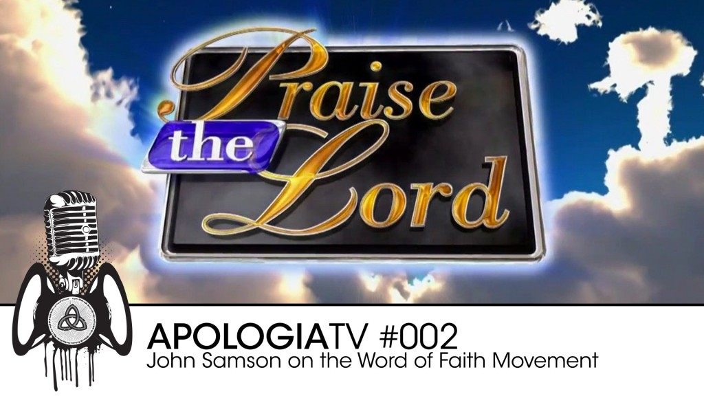 VIDEO: Apologia TV #002 – John Samson