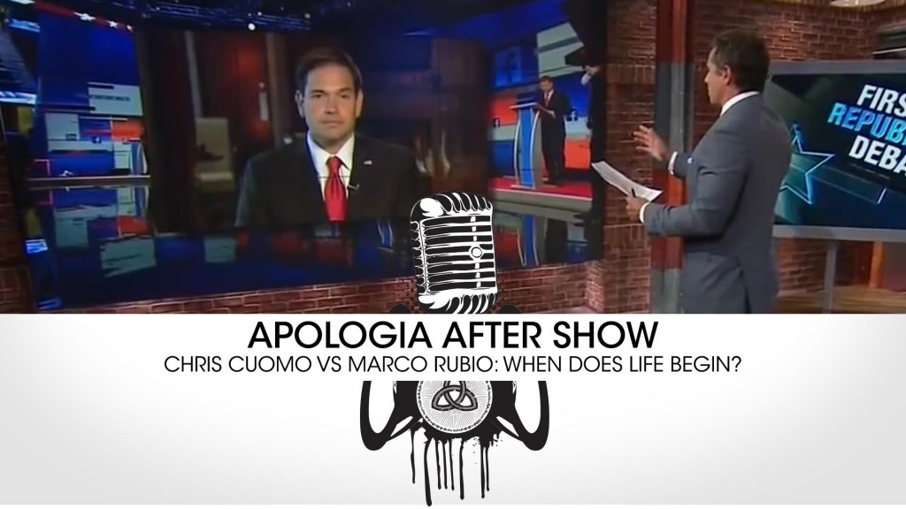 Apologia After Show: Rebecca Martin, Chris Cuomo VS Marco Rubio