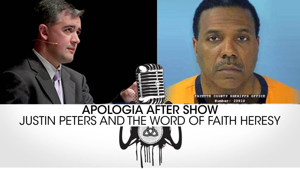 Apologia After Show with Justin Peters!