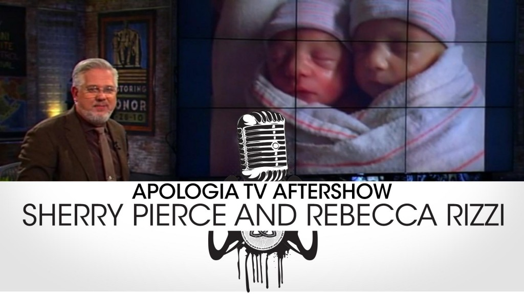 Apologia After Show with Sherry Pierce on Abortion Ministry!