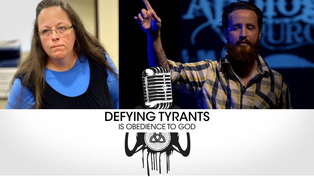SERMON: Defying Tyrants is Obedience to God – Jeff Durbin