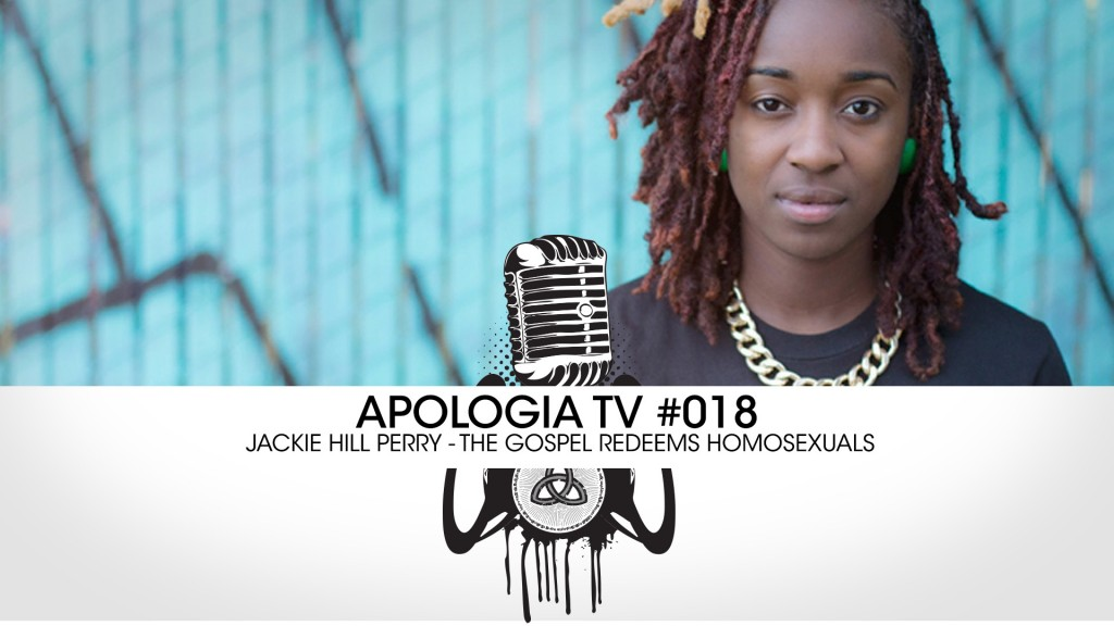 ATV – Jackie Hill Perry – The Gospel Redeems Homosexuals.