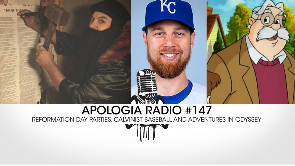 #147 – Reformation Day Parties, Calvinist Baseball and Adventures in Odyssey