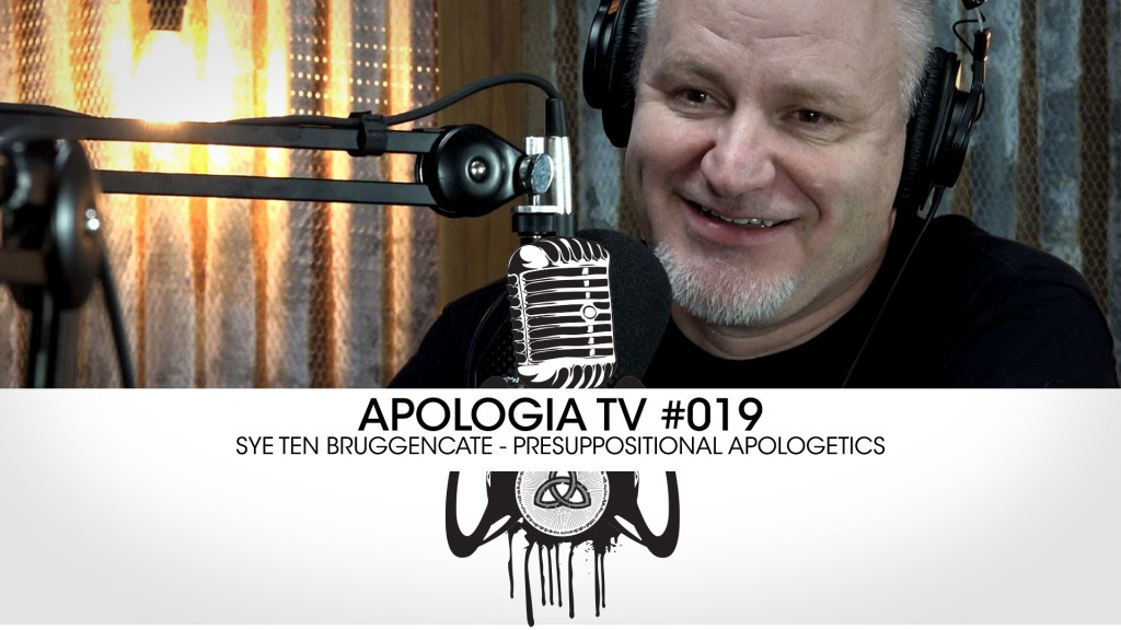 ATV – Sye Ten Bruggencate on Presuppositional Apologetics