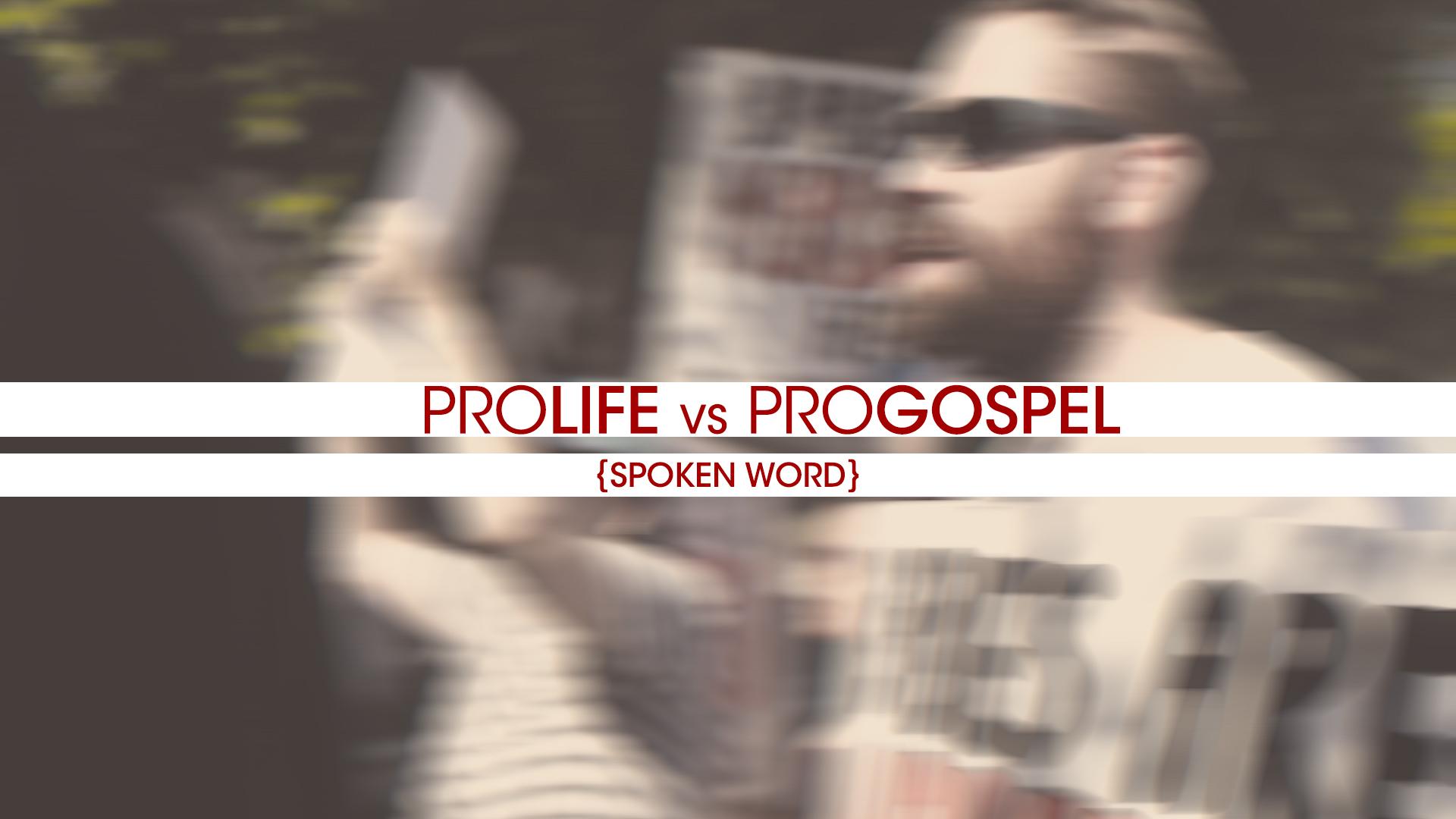 prolife-spoken-word