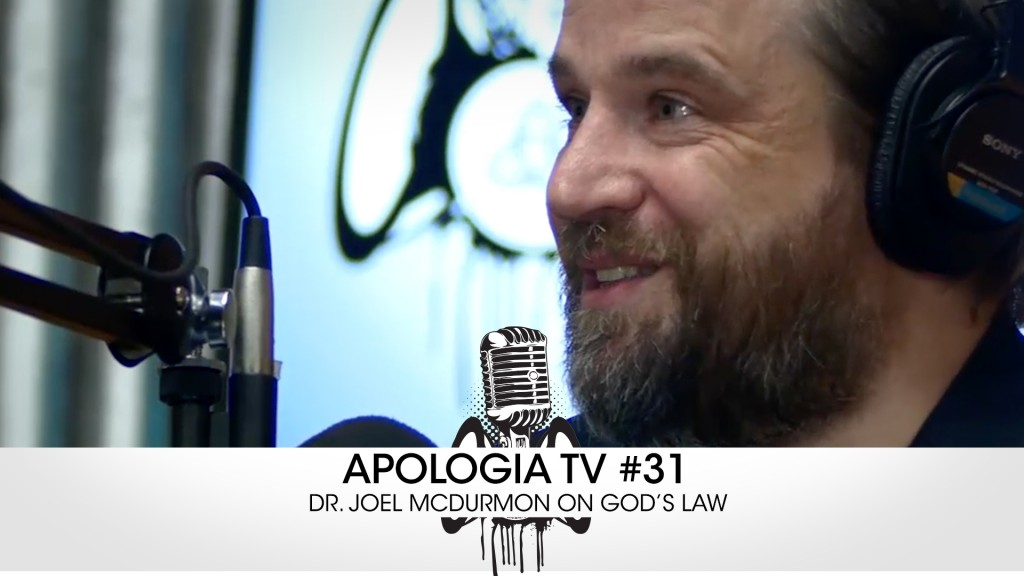 Apologia TV – Joel McDurmon in Studio!