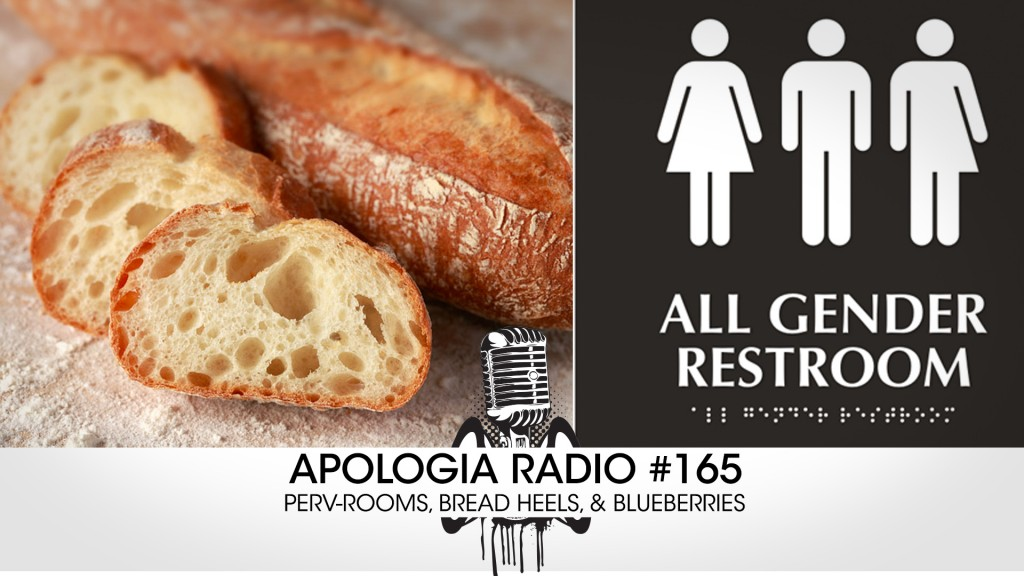 AR #165 – Classic Show: Perv-rooms, Bread Heels, & Blueberries
