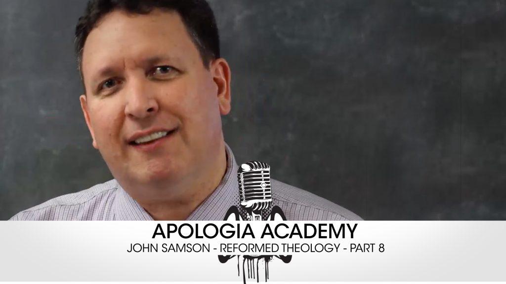 Apologia Academy – John Samson – Perseverance