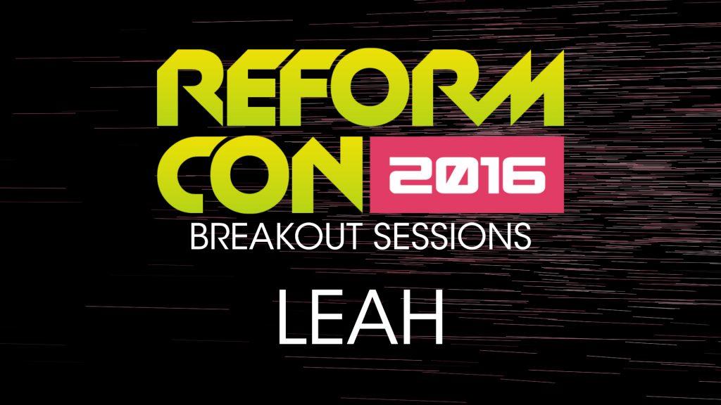 ReformCon 2016 Breakout – N. D. Wilson
