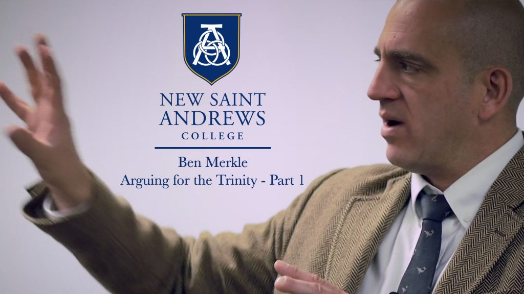 Arguing For The Trinity – Dr. Ben Merkle – Part 1