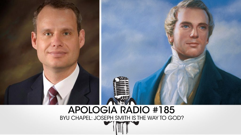 BYU Chapel: Joseph Smith Is The Way To God?