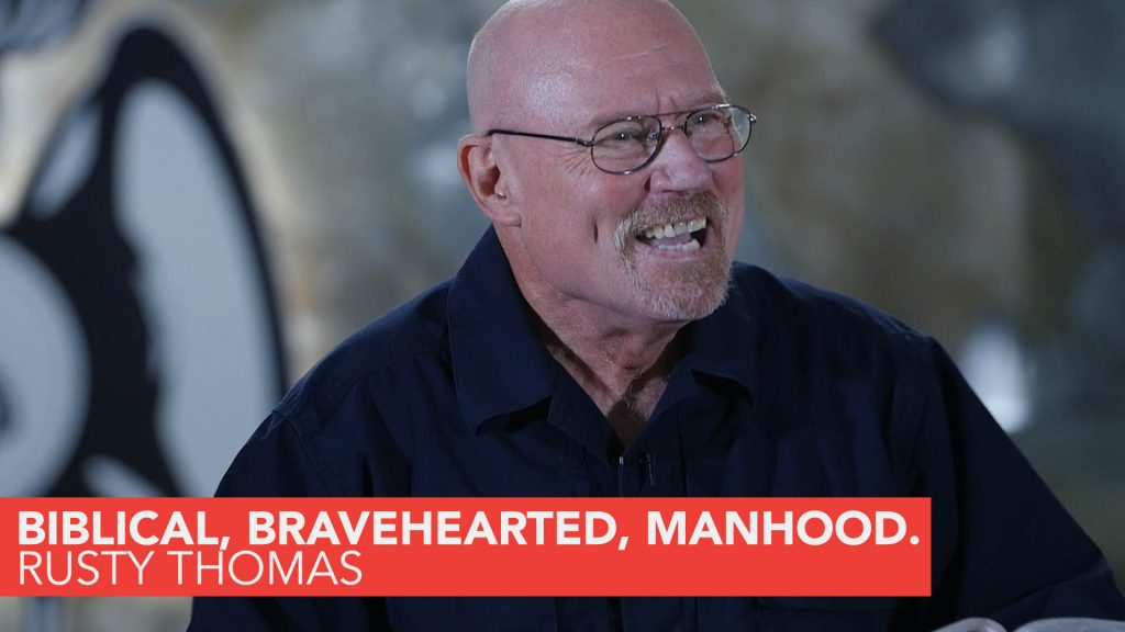 Academy: Biblical, Bravehearted, Manhood – By Rusty Thomas