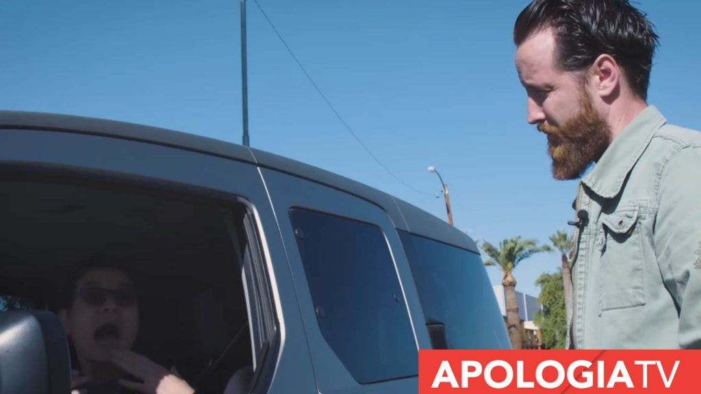 Apologia TV #48 – Abortion Clinic Aggression!