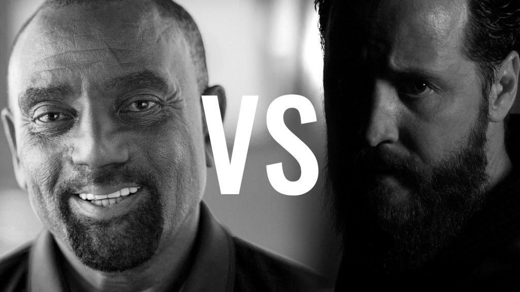 Jesse Lee Peterson vs. Jeff Durbin (Kind of)