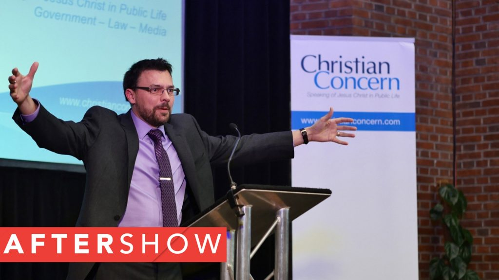 Apologia After Show #53 – Joe Boot and Gospel Culture