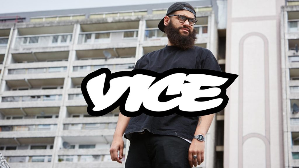 In-Studio Conversation w/ VICE's Jamali Maddix