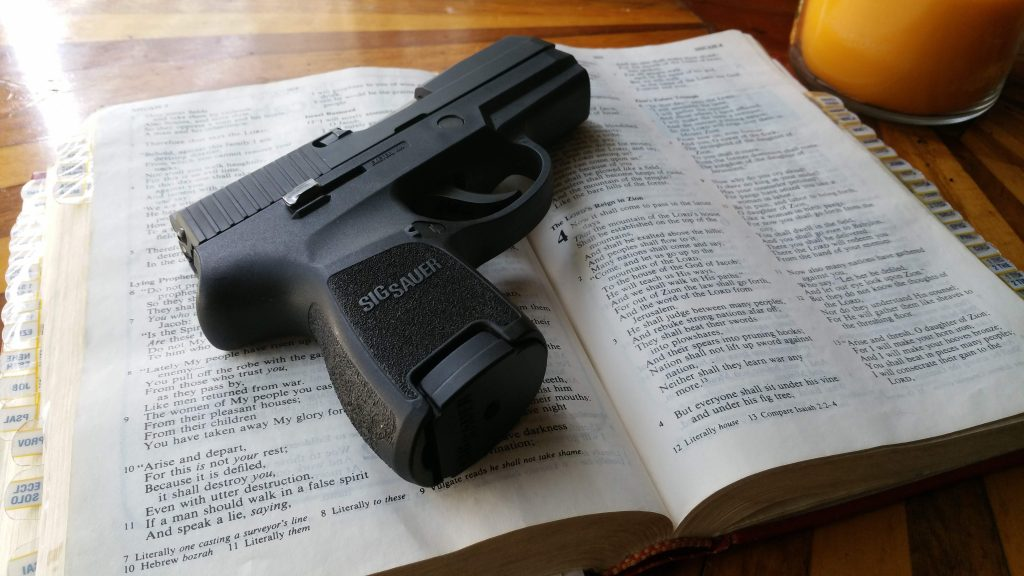 #222 – Is the 2nd Amendment Biblical?