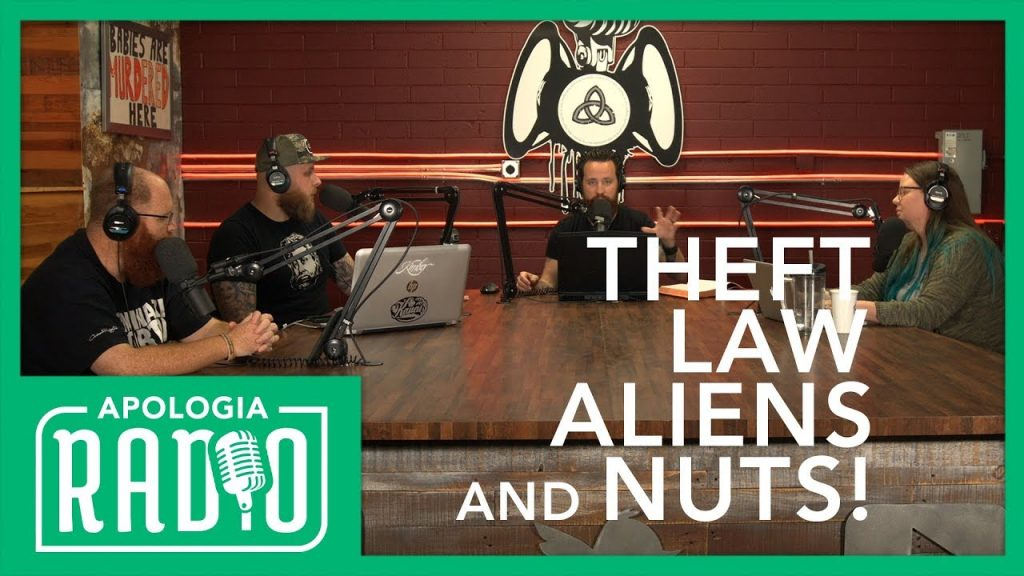 #279 – Theft, Law, Aliens, and Nuts